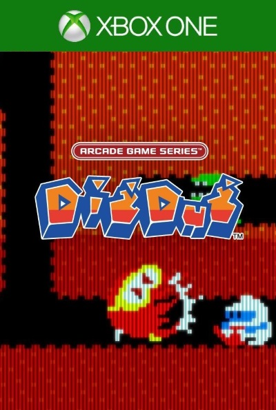 Aracade Game Series: Dig Dug for Xbox One