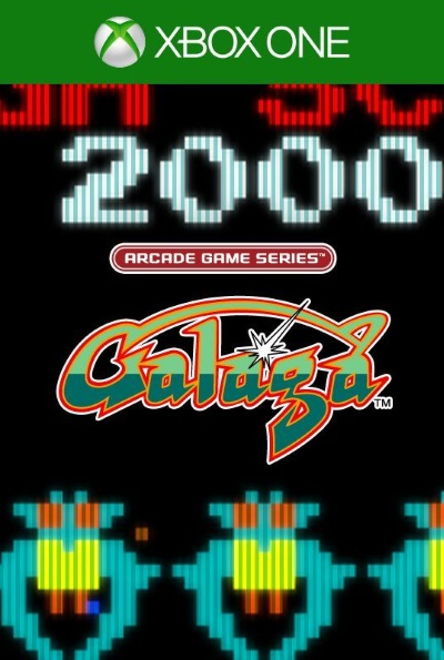 Arcade Game Series: Galaga for Xbox One