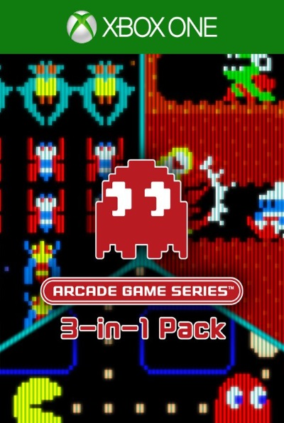Aracade Game Series: Pac-Man (Rating: Bad)