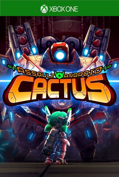 Assault Android Cactus (Rating: Okay)