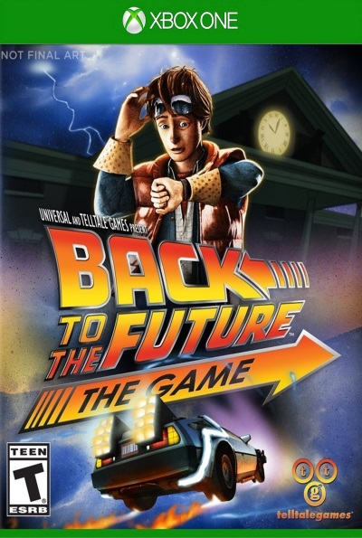 Back To The Future for Xbox One