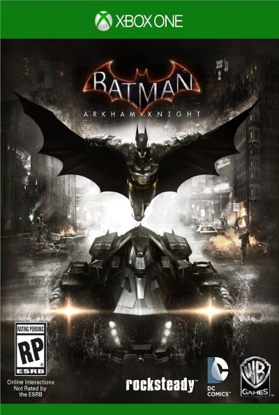 Batman Arkham Knight (Rating: Okay)