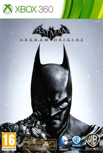 Batman Arkham Origins (Rating: Okay)