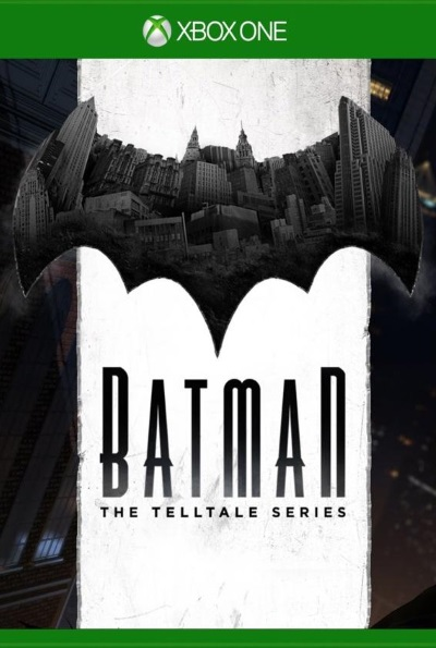 Batman: The Telltale Series (Rating: Good)