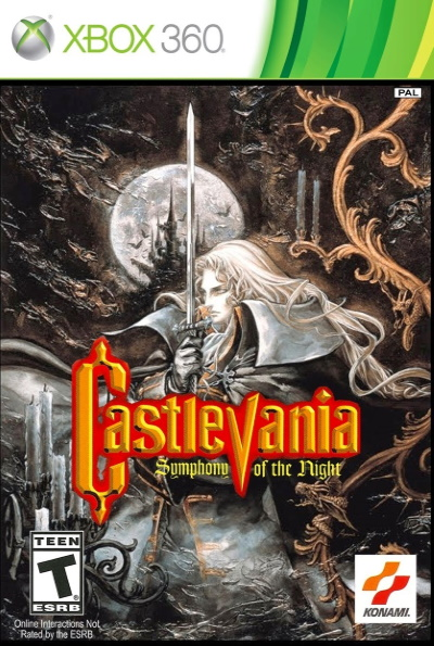 Castlevania: Symphony Of The Night for Xbox 360