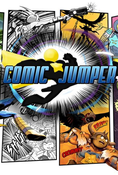 Comic Jumper (Rating: Okay)