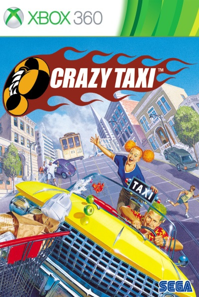 Crazy Taxi (Rating: Bad)