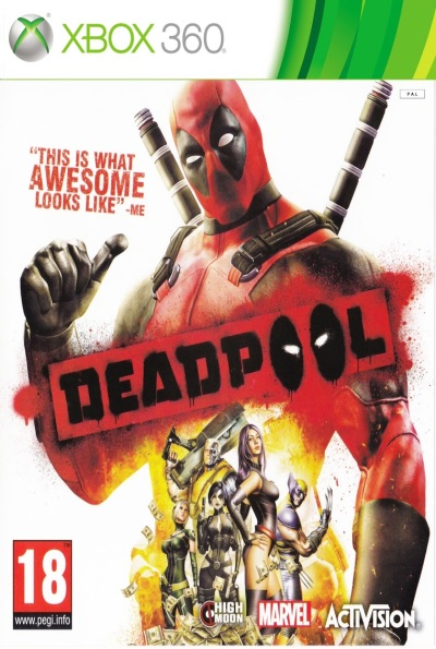 Deadpool (Rating: Okay)