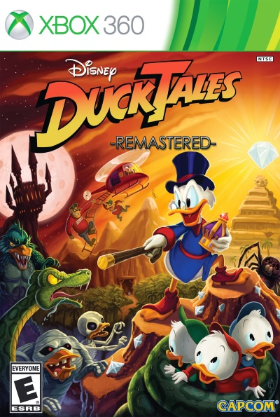 DuckTales: Remastered for Xbox 360