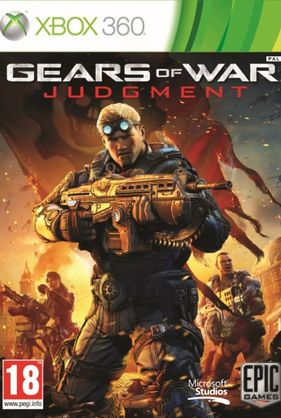 Gears Of War: Judgement for Xbox 360
