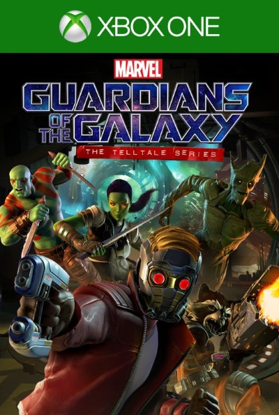Guardians Of The Galaxy: The Telltale Series (Rating: Okay)
