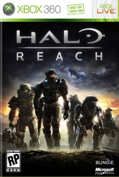 Halo Reach for Xbox 360