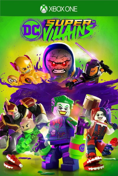 LEGO DC Super Villians for Xbox One