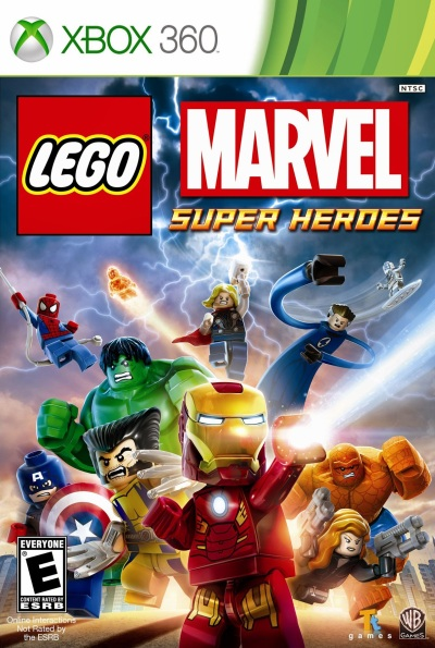 LEGO Marvel Super Heros (Rating: Okay)