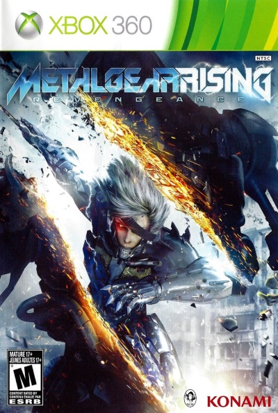 Metal Gear Rising: Revengeance (Rating: Bad)