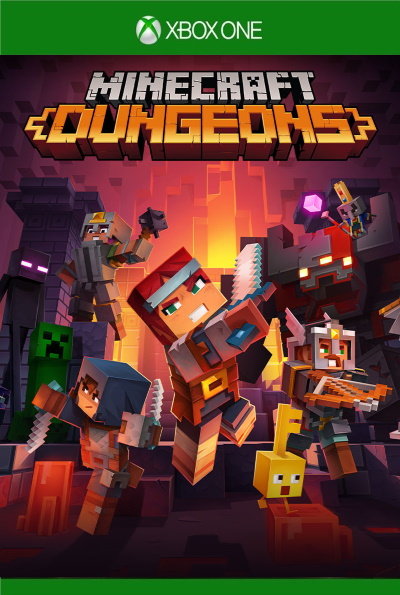 Minecraft Dungeons (Rating: Good)