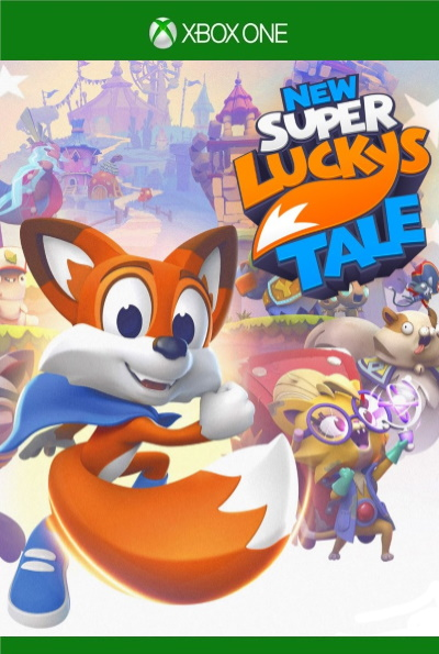 New Super Luckys Tale (Rating: Good)