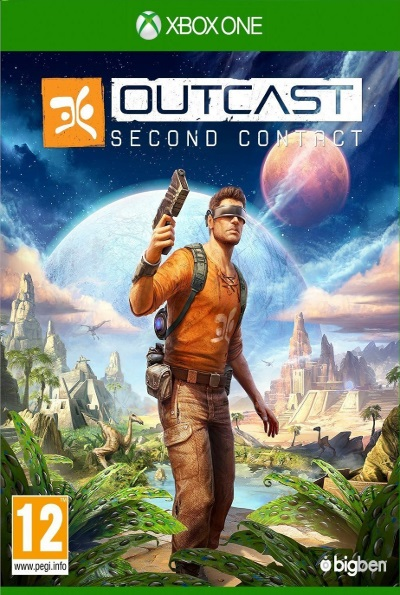 Outcast: Second Contact (Rating: Bad)