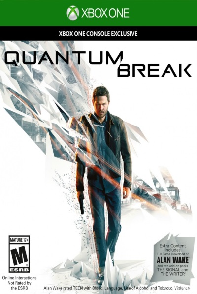 Quantum Break (Rating: Okay)