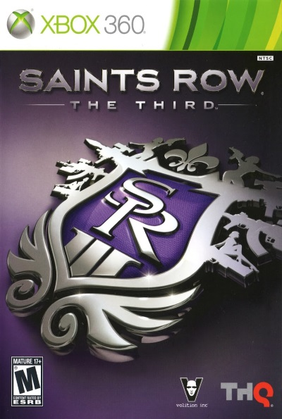 Saints Row: The Third (Rating: Okay)