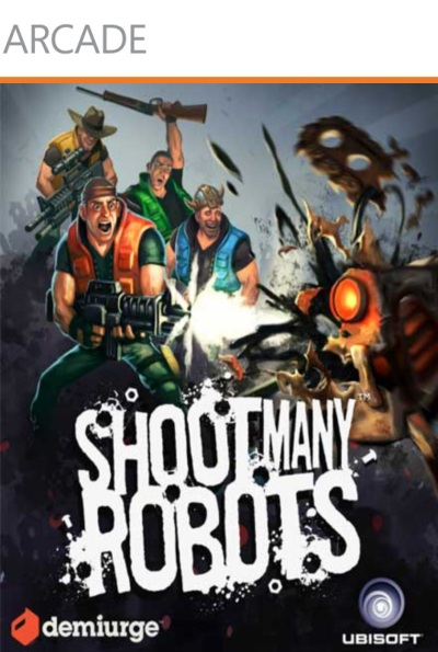 Shoot Many Robots (Rating: Okay)