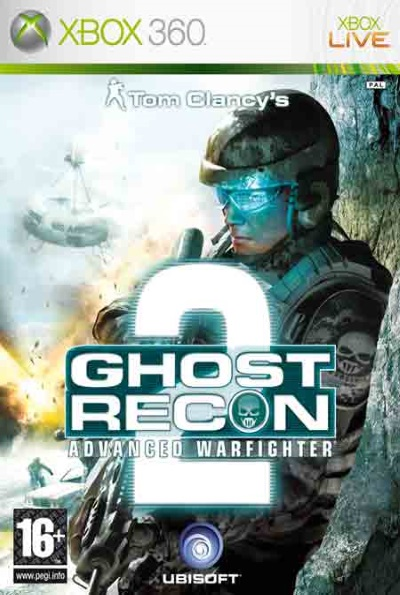 Tom Clancy's Ghost Recon Advanced Warfighter 2 (Rating: Okay)