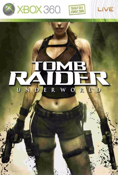 Tomb Raider Underworld (Rating: Okay)