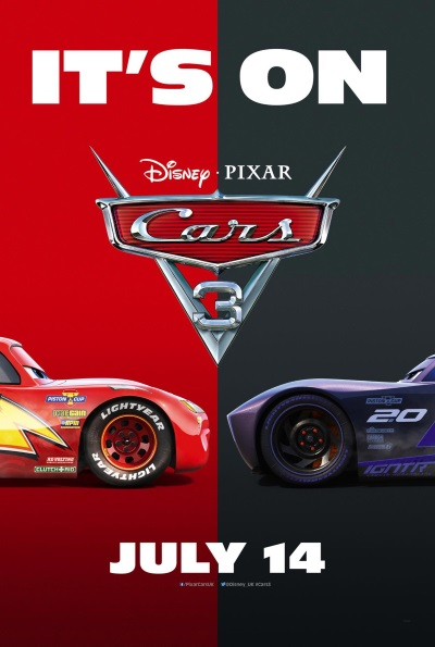 Cars 3 (Rating: Good)