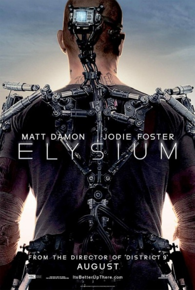 Elysium (Rating: Good)