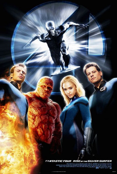 Fantastic Four: Rise of the Silver Surfer (Rating: Good)