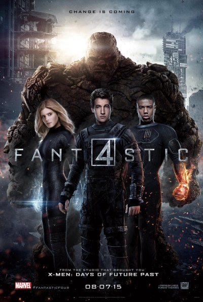 Fantastic Four (2015) (Rating: Okay)
