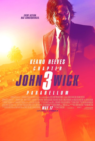 John Wick: Chapter 3 - Parabellum (Rating: Good)