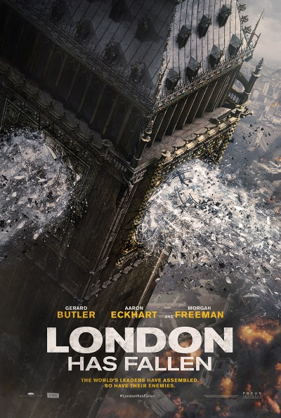 London Has Fallen (Rating: Good)