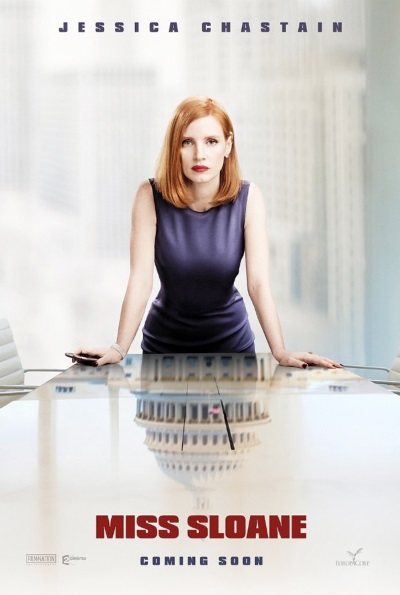 Miss Sloane (Rating: Good)