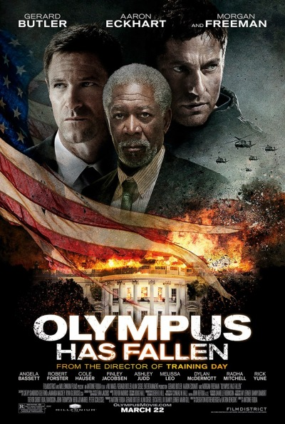 Olympus Has Fallen (Rating: Good)