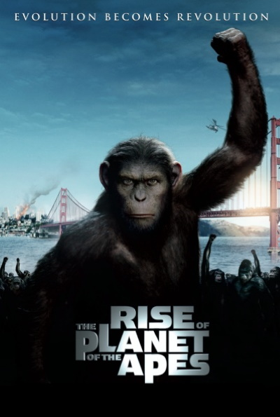 Rise of the Planet of the Apes (Rating: Good)