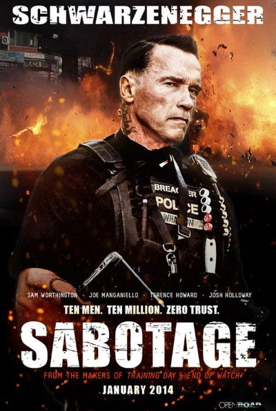Sabotage (Rating: Okay)