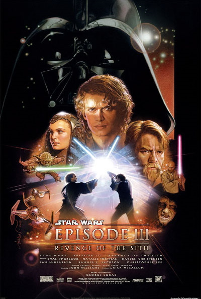Star Wars Episode 3: Revenge Of The Sith