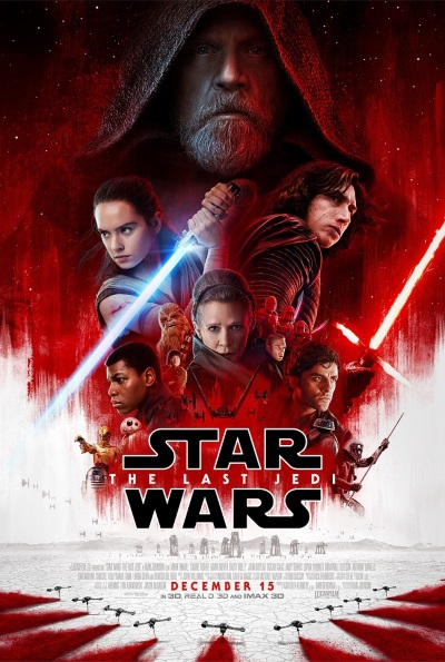 Star Wars Episode 8: The Last Jedi