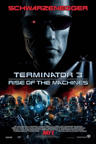 Terminator 3: Rise of the Machines (Rating: Good)