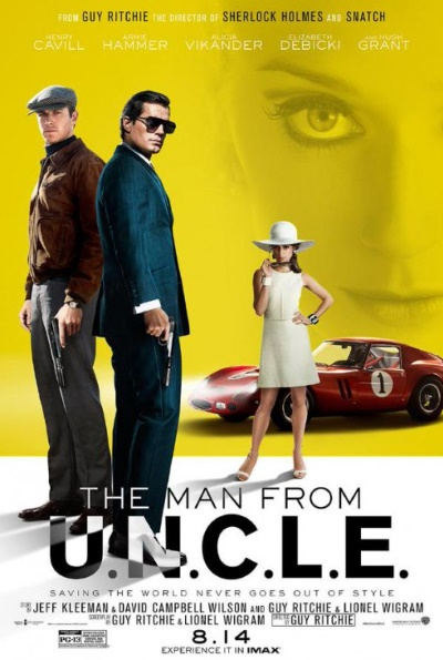 The Man From U.N.C.L.E (Rating: Okay)